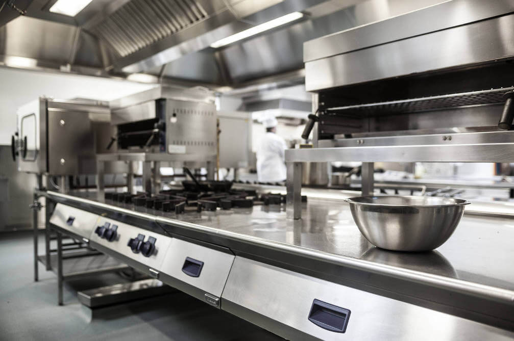 commercial kitchen cleaning Minneapolis MN