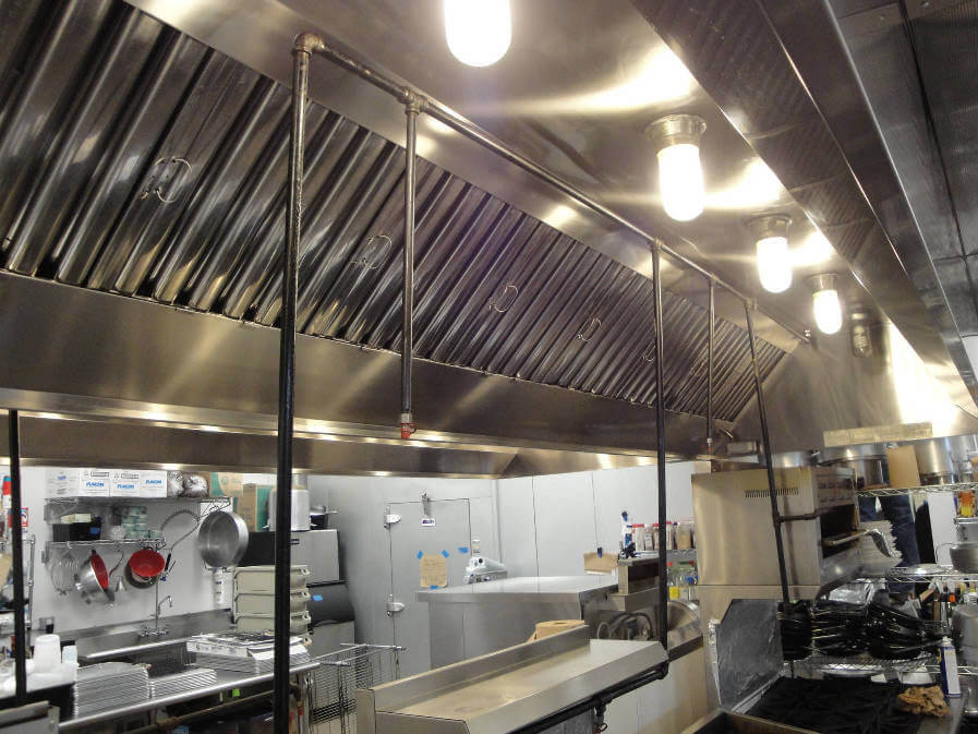 Kitchen Exhaust System Cleaning Minneapolis
