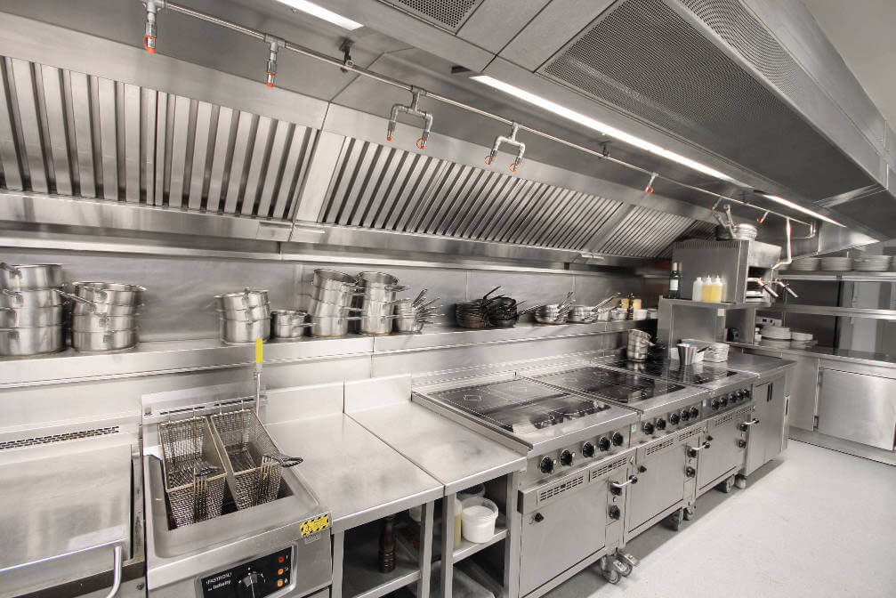commercial kitchen cleaning St Paul & Minneapolis MN