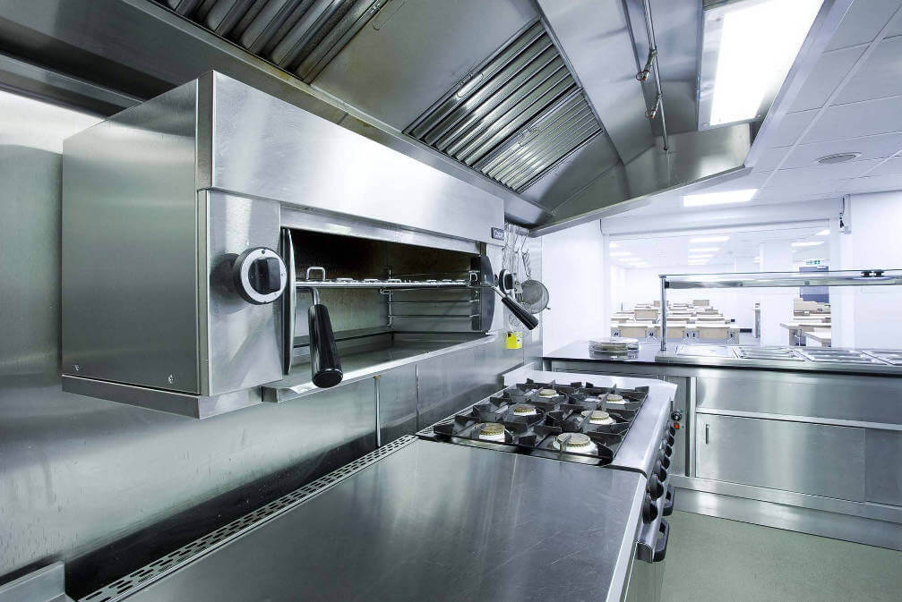 Kitchen Exhaust System Cleaning Minneapolis & St Paul